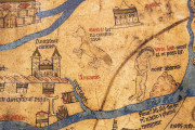 Hereford World Map: Mappa Mundi, Hereford, Hereford Cathedral − Photo 6