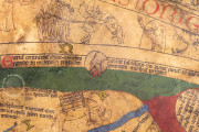 Hereford World Map: Mappa Mundi, Hereford, Hereford Cathedral − Photo 21