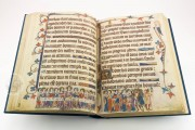 Luttrell Psalter, Add. Ms. 42130 - British Library (London, United Kingdom) − photo 23