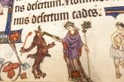 Luttrell Psalter, Add. Ms. 42130 - British Library (London, United Kingdom) − photo 25