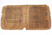Bodmer VIII Papyrus - Epistles of St. Peter, P72 - Biblioteca Apostolica Vaticana (State of the Vatican City) − photo 4