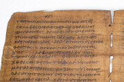 Bodmer VIII Papyrus - Epistles of St. Peter, P72 - Biblioteca Apostolica Vaticana (State of the Vatican City) − photo 6