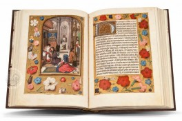 Vatican Library Book of Hours Facsimile Edition