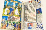 Prayer book of Poitiers, Lisbon, Museu Fundação Calouste Gulbenkian, Ms. inv. L.A. 135 − Photo 9