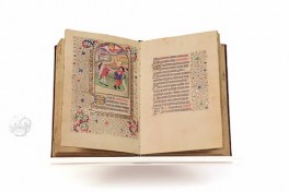 Book of Hours of Margaret of Bourbon Facsimile Edition