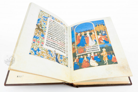 Book of Hours of the Altarpieces, Madrid, Biblioteca Nacional de España, ms. Vit. 25-3 − Photo 1
