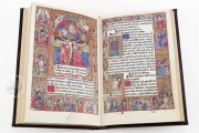 Incunabular Book of Hours in Latin and French Illuminated for th, Madrid, Biblioteca Nacional de España, I 2719 − Photo 5