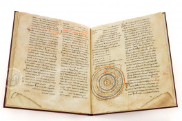 Liber Astrologicus by Saint Isidore of Seville Facsimile Edition