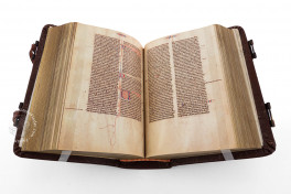 Bible of Saint Vincent Ferrer Facsimile Edition