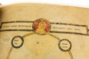 Codex Amiatinus, Florence, Biblioteca Medicea Laurenziana, ms. Laurenziano Amiatino 1 − Photo 20