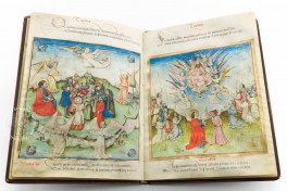 Illuminated Apocalypse of Lyon Facsimile Edition