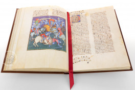 History of the Destruction of Troy Facsimile Edition