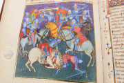 History of the Destruction of Troy, St. Petersburg, National Library of Russia, Lat. F. v. IV. 5. − Photo 4