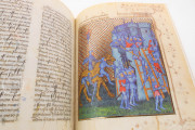 History of the Destruction of Troy, St. Petersburg, National Library of Russia, Lat. F. v. IV. 5. − Photo 12