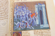 History of the Destruction of Troy, St. Petersburg, National Library of Russia, Lat. F. v. IV. 5. − Photo 14