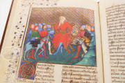 History of the Destruction of Troy, St. Petersburg, National Library of Russia, Lat. F. v. IV. 5. − Photo 16