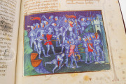 History of the Destruction of Troy, St. Petersburg, National Library of Russia, Lat. F. v. IV. 5. − Photo 17