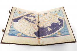 Cosmography of Claudius Ptolemy Facsimile Edition