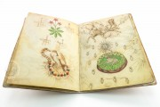 Sketch Book of Giovannino de Grassi, Ms. VII. 14 - Biblioteca Civica Angelo Mai (Bergamo, Italy) − photo 9