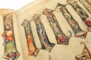 Sketch Book of Giovannino de Grassi, Ms. VII. 14 - Biblioteca Civica Angelo Mai (Bergamo, Italy) − photo 26