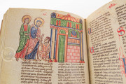 New Testament, Vatican City, Biblioteca Apostolica Vaticana, Vat. lat. 39 − Photo 9
