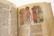 New Testament, Vatican City, Biblioteca Apostolica Vaticana, Vat. lat. 39 − Photo 11