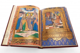 The Barberini Book of Hours for Rouen Facsimile Edition