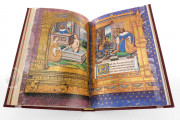 The Barberini Book of Hours for Rouen, Vatican City, Biblioteca Apostolica Vaticana, Barb. lat. 487 − Photo 3