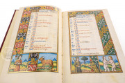 The Barberini Book of Hours for Rouen, Vatican City, Biblioteca Apostolica Vaticana, Barb. lat. 487 − Photo 8
