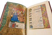 The Barberini Book of Hours for Rouen, Vatican City, Biblioteca Apostolica Vaticana, Barb. lat. 487 − Photo 12