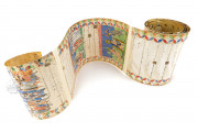 Scroll Exultet, Ms.724III - Biblioteca Casanatense (Rome, Italy) − photo 5