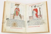 Vaticinia Pontificum, sive Prophetiae Abbatis Joachini , Bologna, Biblioteca dell'Archiginnasio, A.2848 − Photo 5