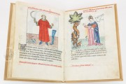 Vaticinia Pontificum, sive Prophetiae Abbatis Joachini , Bologna, Biblioteca dell'Archiginnasio, A.2848 − Photo 19
