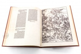 Apocalypse with Pictures by Albrecht Dürer Facsimile Edition