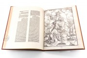 Apocalypse with Pictures by Albrecht Dürer, Incunable nº 1 - Biblioteca Nacional de España (Madrid, Spain) − Photo 11