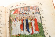 Legende de Saint Voult de Lucques, Vatican City, Biblioteca Apostolica Vaticana, Pal. lat. 1988 − Photo 12