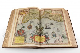 Mercator Atlas Facsimile Edition