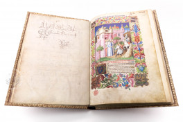 Marco Polo - The Book of Wonders Facsimile Edition