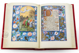 Book of Hours of Isabella the Catholic, Queen of Spain Facsimile Edition