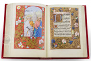 Book of Hours of Isabella the Catholic, Queen of Spain, Cleveland, Cleveland Museum of Art, MS 21/63.256 − Photo 3