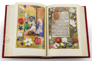 Book of Hours of Isabella the Catholic, Queen of Spain, Cleveland, Cleveland Museum of Art, MS 21/63.256 − Photo 8