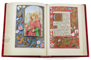 Book of Hours of Isabella the Catholic, Queen of Spain, Cleveland, Cleveland Museum of Art, MS 21/63.256 − Photo 9