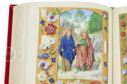 Book of Hours of Isabella the Catholic, Queen of Spain, Cleveland, Cleveland Museum of Art, MS 21/63.256 − Photo 11