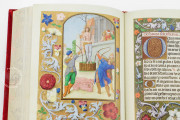 Book of Hours of Isabella the Catholic, Queen of Spain, Cleveland, Cleveland Museum of Art, MS 21/63.256 − Photo 13