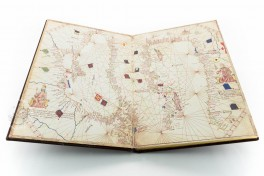 Atlas of Andrea Benincasa Facsimile Edition
