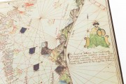 Atlas of Andrea Benincasa, Ms. latin 81 - Bibliothèque de l'Université de Genève (Geneva, Switzerland) − photo 6