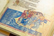 Chludov Psalter, Ms. D.129 (GIM 86795 - Khlud. 129-d) -State Historical Museum of Russia (Moscow) − photo 12