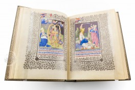 Belles Heures of Jean Duke of Berry Facsimile Edition