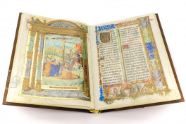 Missal of George of Challant Facsimile Edition