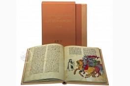 The Book of Punishments and Documents of King Sancho IV Facsimile Edition